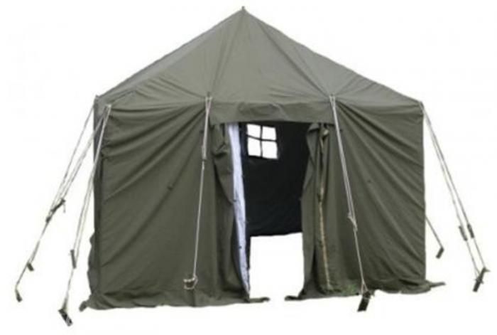 рыболовные палатки из брезента
