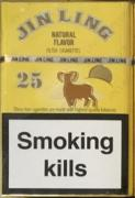 cigarette wholesale Jin-Ling 25