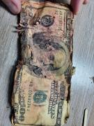 Exchange of old dollars, euro, swiss francs