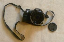 Фотоаппарат Sony Cyber-Shot DSC-H400 Black