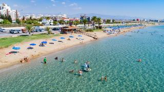 Inexpensive vacation on the island of Cyprus