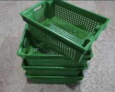 Пищевые пластиковые ящики мяса молока ягод овощей в Запорожье