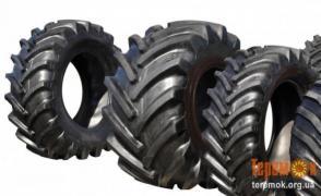 Шини тракторні, вантажні шини, сільськогосподарські шини. покришки недорого
