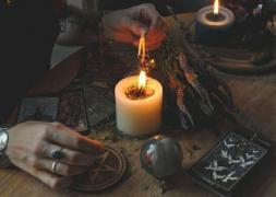 Silneyshiy favorite spell Love magic divination