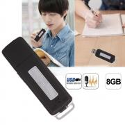 SK-868 Digital voice recorder flash Drive 8 GB. memory up to 150 hours of audio