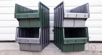 Стелажі для метизів Івано-Франківськ металеві складські стелажі
