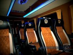 Тюнинг Внутренний Перетяжка салона переоборудование автотранспорта