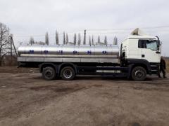 Vigotovlennya, repair of tank trucks. Molokovozy, wodewose, ribulose