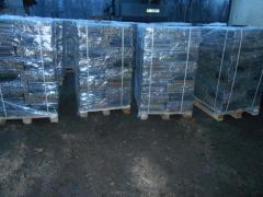 We sell fuel wood briquettes Pini Kay